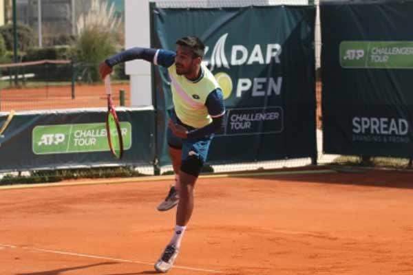 टेनिस : नागल सरदेग्ना ओपन क्वालीफायर्स के दूसरे दौर में पहुंचे