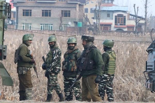 Terror hideout busted in J&K Doda - Srinagar News in Hindi