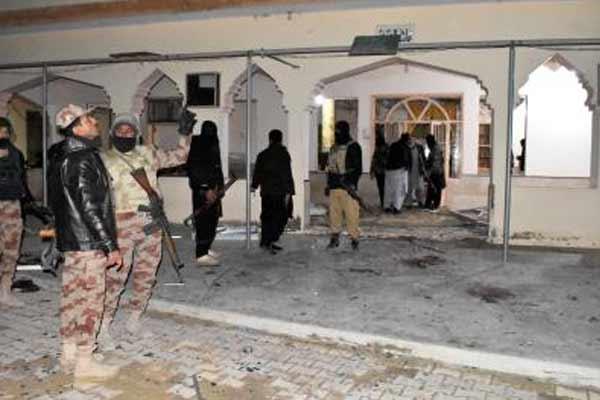 बलूचिस्तान में आतंकवाद फिर से पांव पसार रहा