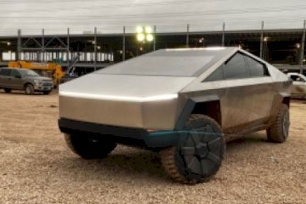 Orders for Tesla Cybertruck camper system cross $50M - Automobile News in Hindi