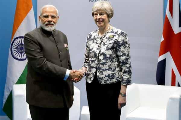 G20 Summit: Modi Raises Vijay Mallya Issue During Meeting With British Prime Minister - World News in Hindi