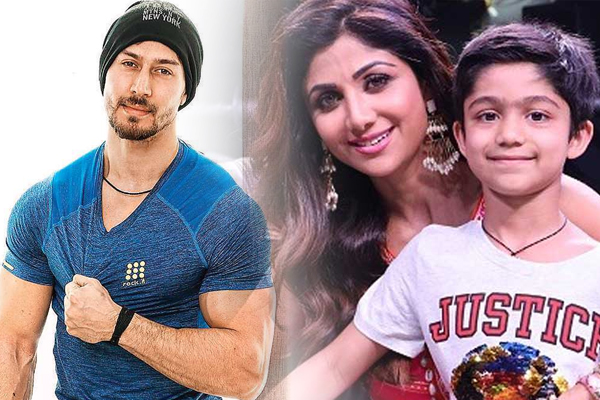 Shilpa son does this to impress guru Tiger Shroff - Bollywood News in Hindi