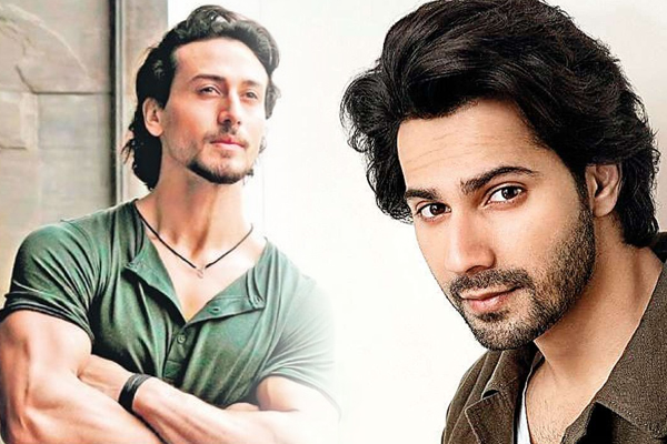 Tiger sings Theher ja, Varun says dil Khushi kar diya - Bollywood News in Hindi