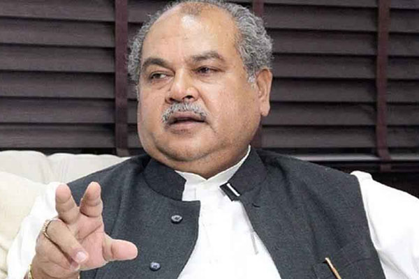 PM Modi made new agricultural laws for farmers with great courage: Narendra Singh Tomar - Delhi News in Hindi