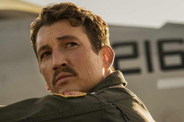 Top Gun: Maverick sheds real sweat: Miles Taylor - Hollywood News in Hindi
