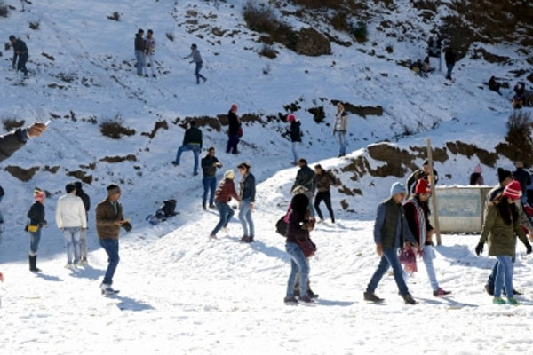 हिमाचल में प्रतिबंधों में ढील मिलते ही पर्यटन में आई तेजी