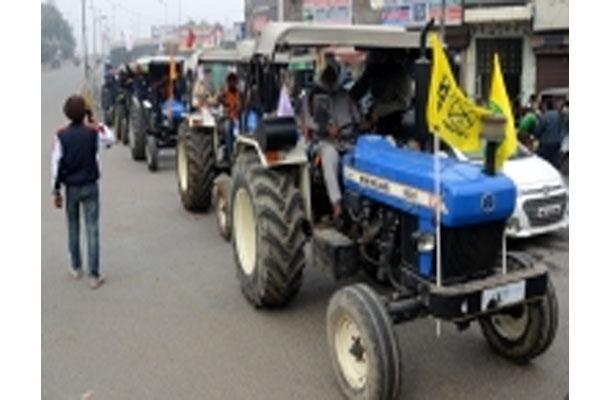 Congress will welcome farmer tractor rally in Delhi - Delhi News in Hindi