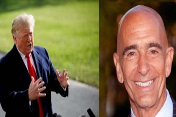 Trump aide Thomas Barrack accused of working as foreign agent - World News in Hindi