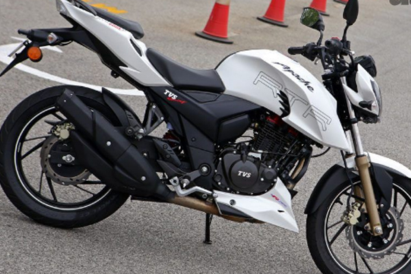 TVS Apache RTR 200 4V - All about the 2021 model - Automobile News in Hindi