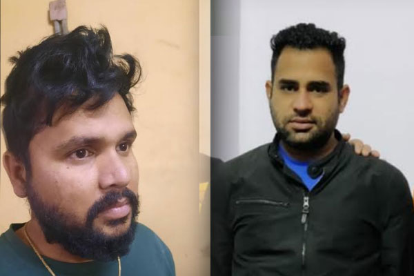 Two miscreants arrested in Jaipur for firing and extortion cases - Jaipur News in Hindi