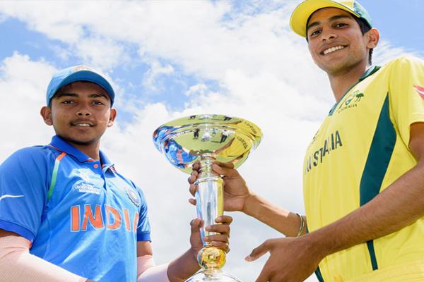 U 19 World Cup final match between India Australia on saturday - Cricket News in Hindi