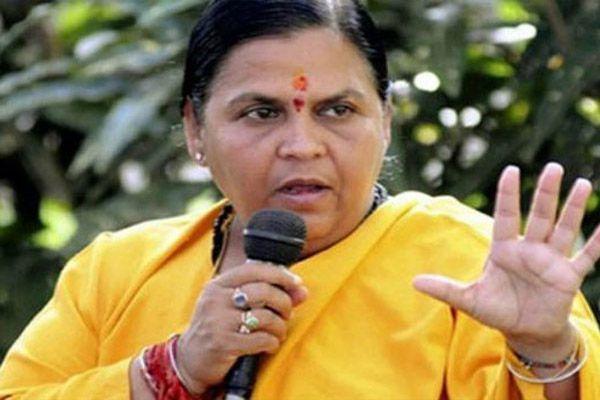 Uttar Pradesh election is international level said Uma Bharti - Ghaziabad News in Hindi
