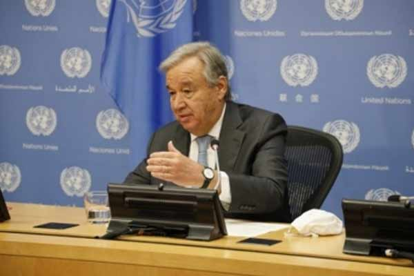 UN chief Guterres available for second term - World News in Hindi