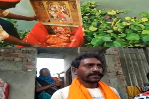 गंगा में मिली नवजात, यूपी के सीएम ने कहा- बच्ची का ध्यान रखेगी सरकार
