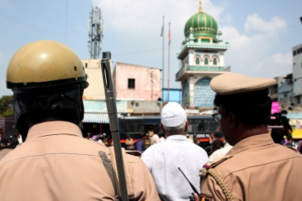Uttar Pradesh: Tension over being prevented from building mosque in Sambhal - Sambhal News in Hindi