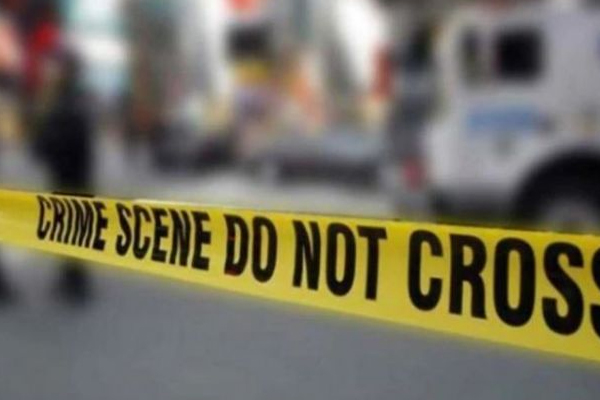 UP : Two Men Killed Inside Cremation Ground  in Moradabad - Muradabad News in Hindi