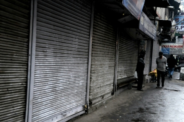 India bandh did not get much response in UP - Lucknow News in Hindi