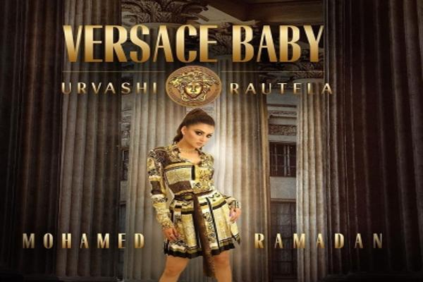 Urvashi Rautela tried adding Bollywood elements to her international album Versace Baby - Bollywood News in Hindi
