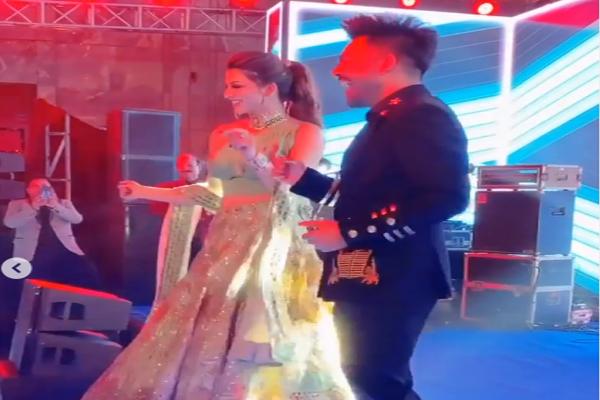 Actress Urvashi Rautela posted photos of the wedding ceremony - Mumbai News in Hindi