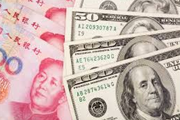 China currency yuan decreases against US dollar - World News in Hindi