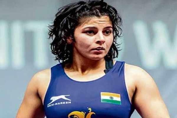 UWW Ranking Series: Wrestler Sarita gets silver in 57 kg - Sports News in Hindi