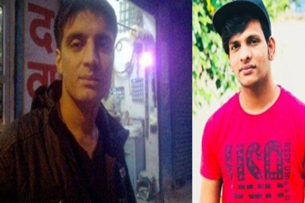 Gurugram: 2 wanted criminals caught after encounter - Gurugram News in Hindi