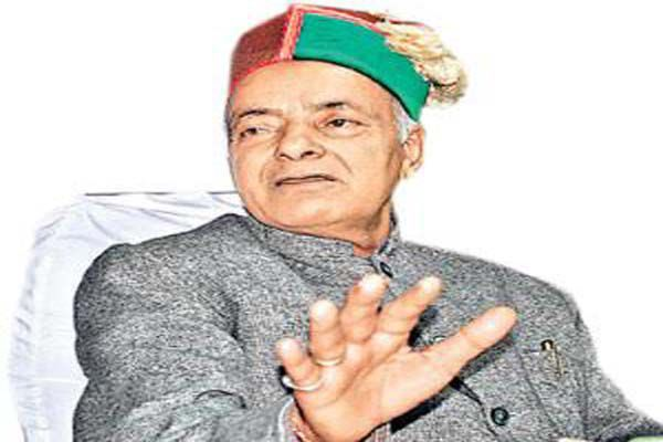 No issue between the opposition and sharp tip-saddled Brmuri - Kangra News in Hindi