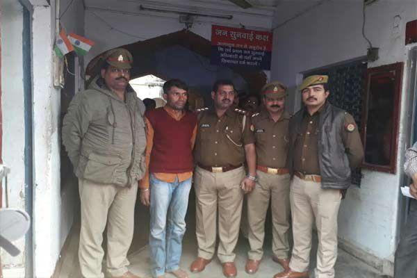 150 years old ashtadhatu idol theft revealed in varanasi - Varanasi News in Hindi