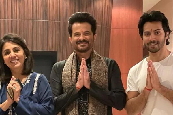 Varun Dhawan, Neetu Kapoor, director Raj Mehta test Covid positive in Jug Jugg Jeeyo unit - Bollywood News in Hindi