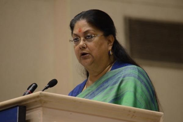 Vasundhara Raje will start her journey from Krishna temple to show her strength - Jaipur News in Hindi