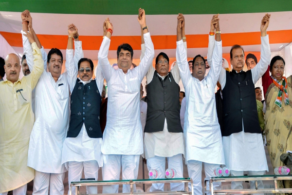Ahead of polls, Jharkhand leaders are going with multiple seat mantra - India News in Hindi