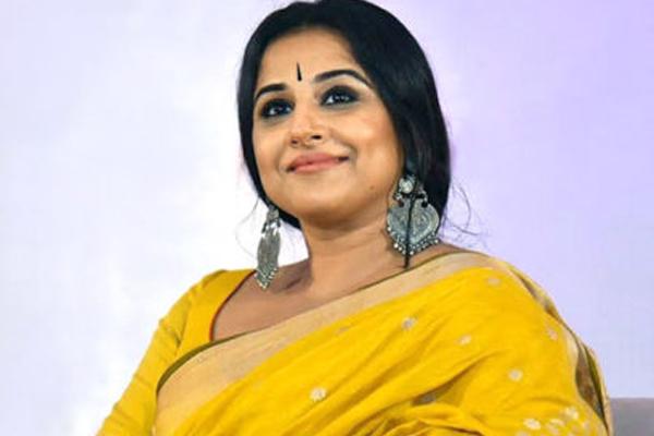 Vidya Balan on how each character she portrays teaches her something - Bollywood News in Hindi