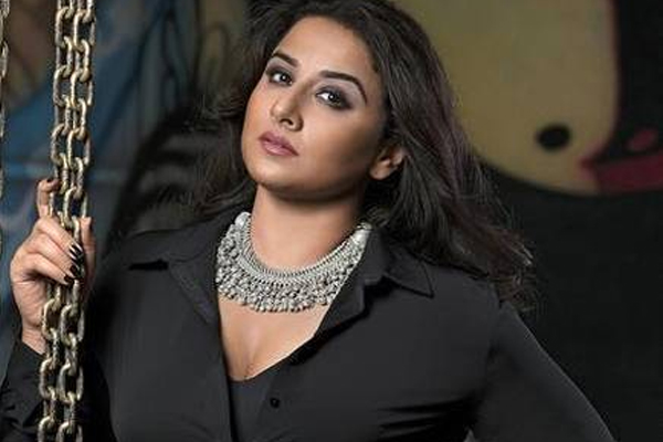Vidya Balan: Is there fear of loss of stardom? Not at the moment - Bollywood News in Hindi