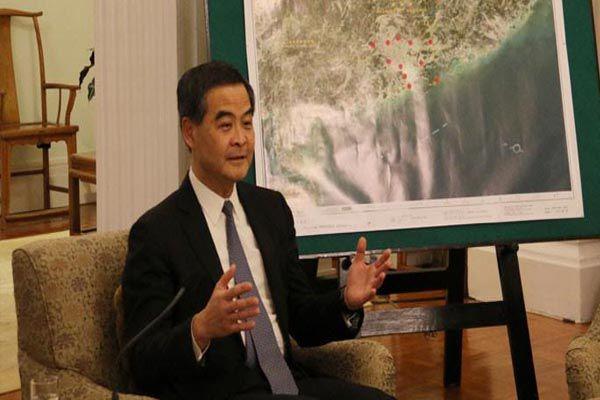 Hong Kong holding new opportunities for development - World News in Hindi