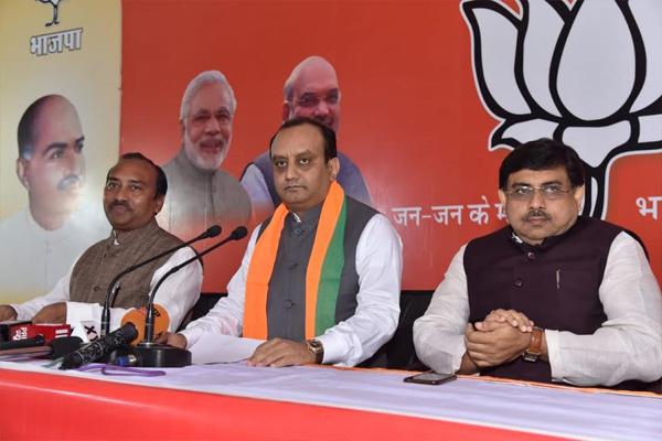 Congress declares unemployment allowance like Bakshish - Jaipur News in Hindi