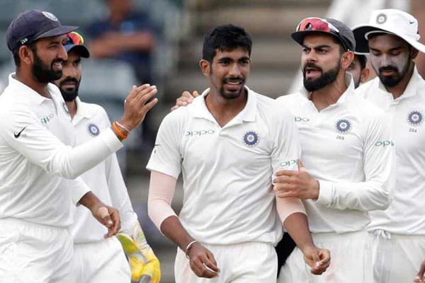 Virat Kohli is an inspirational captain: Jaspreet Bumrah - Cricket News in Hindi