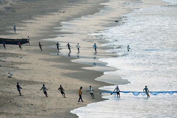 345 fishermen of Gujarat lodged in Pakistani jails - gandhinagar News in Hindi