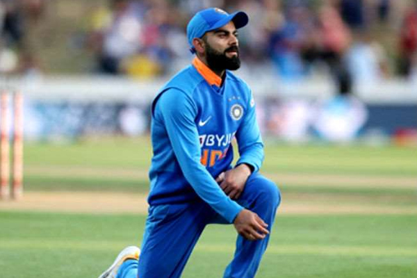 Virat Kohli said after the loss to New Zealand - Taylor-Latham innings gave us away from victory. - Cricket News in Hindi