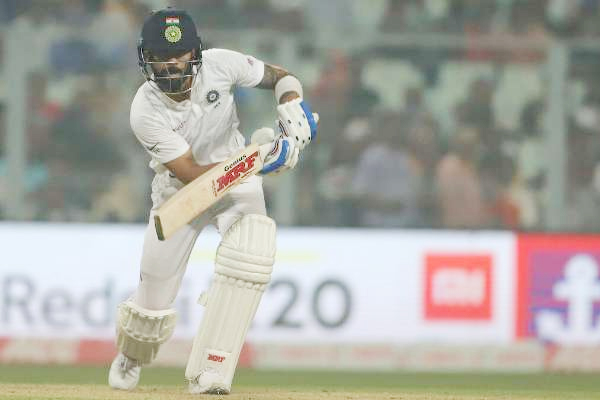 Kohli becomes fastest to 5000 Test runs as captain - Cricket News in Hindi