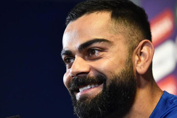Kohli to donate profit from a sanitation product to charity - Cricket News in Hindi