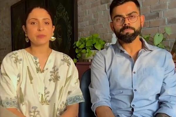 Anushka Virat start Covid fundraiser contribute Rs 2cr - Bollywood News in Hindi