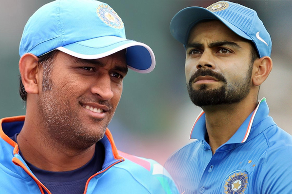 Dhoni has not informed us about retirement: Kohli - Cricket News in Hindi