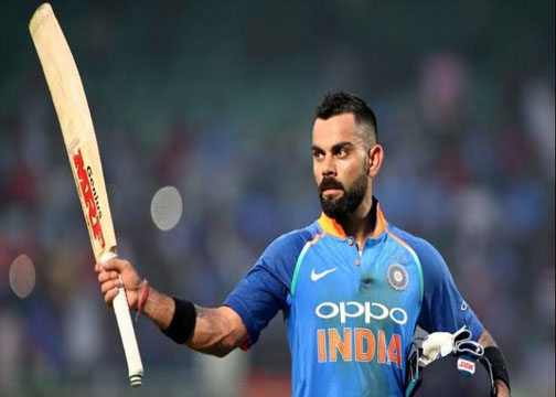 Kohli included in top 10 in T20 ranking - Cricket News in Hindi