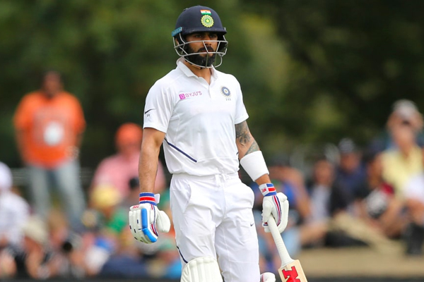 After 7 years, Virat was bowled out 2 times in the same series - Cricket News in Hindi