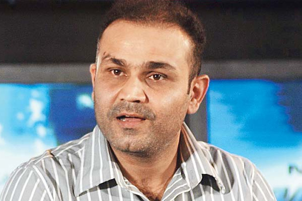 Had seen Dravid anger directed at Dhoni: Sehwag - Cricket News in Hindi