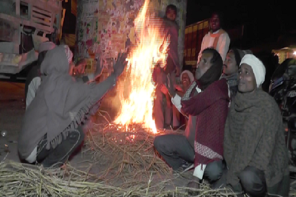 Municipality Falsely claim on the bonfire - Deoria News in Hindi