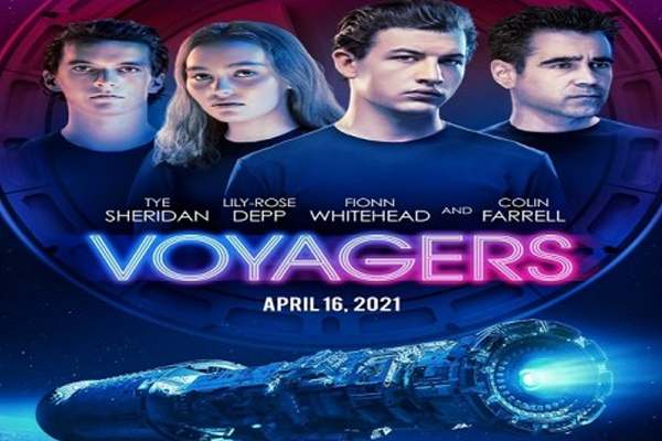 Voyagers to release in India cinemas on April 16 - Hollywood News in Hindi