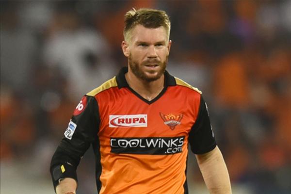 Warner drive hurt Indian net bowler - Cricket News in Hindi