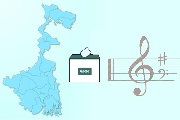 Political songs, music videos flood e-media in Bengal - Kolkata News in Hindi