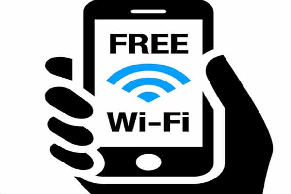 Free WiFi facility will be available in every city of UP - Lucknow News in Hindi